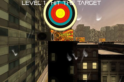 Capturas de pantalla del juego The arrow game para iPhone, iPad o iPod.