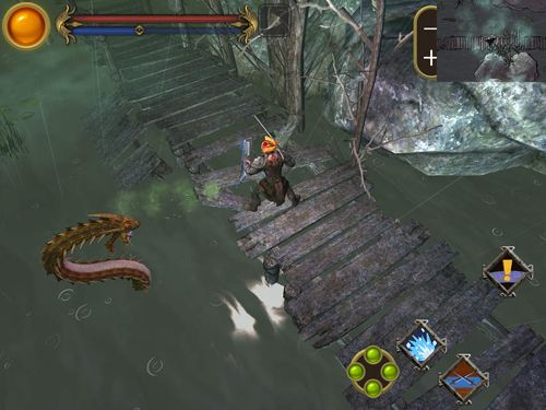Kostenloser Download von Monster hunter freedom unite für iPhone, iPad und iPod.