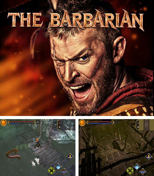 Download The barbarian iPhone free game.