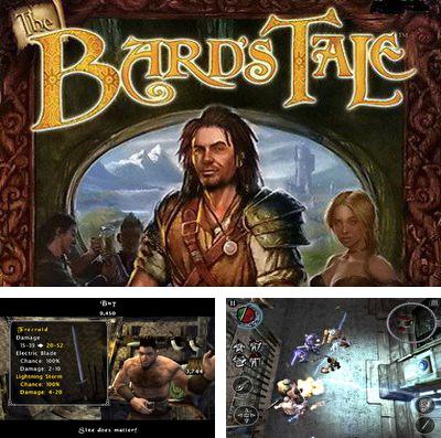 In addition to the game A tiny sheep virtual farm pet: Puzzle for iPhone, iPad or iPod, you can also download The Bard's Tale for free.