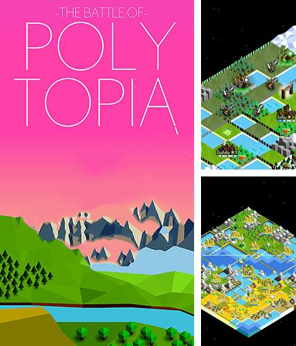 In addition to the game Cake ninja for iPhone, iPad or iPod, you can also download The battle of Polytopia for free.