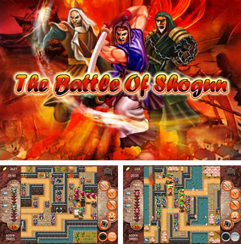 In addition to the game Rolling Coins for iPhone, iPad or iPod, you can also download The battle of Shogun for free.