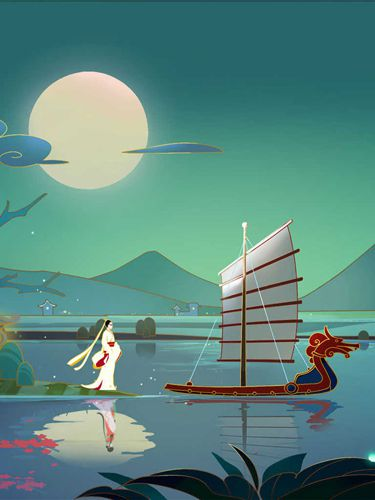 Capturas de pantalla del juego The beautiful dream para iPhone, iPad o iPod.