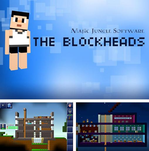 In addition to the game Runaway Snack for iPhone, iPad or iPod, you can also download The blockheads for free.
