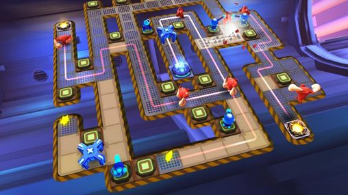 Descarga gratuita de The bot squad para iPhone, iPad y iPod.