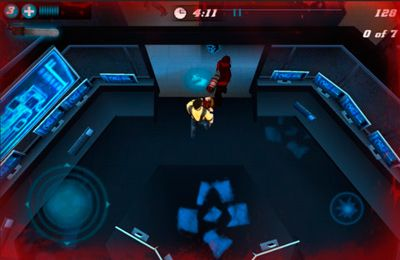 Capturas de pantalla del juego THE BRUTAL SPY para iPhone, iPad o iPod.