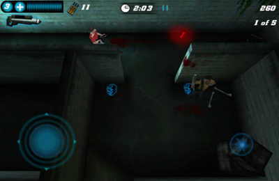 Screenshots vom Spiel THE BRUTAL SPY für iPhone, iPad oder iPod.