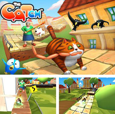 In addition to the game Ivy The Kiwi? for iPhone, iPad or iPod, you can also download The CATch! for free.