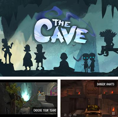 In addition to the game Chouchou: Puzzle adventure for iPhone, iPad or iPod, you can also download The Cave for free.