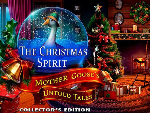 The Christmas spirit: Mother Goose