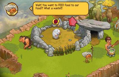 Download The Croods iPhone free game.
