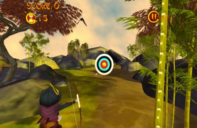 Capturas de pantalla del juego The Crow – The Best Shot para iPhone, iPad o iPod.