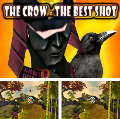 In addition to the game Crowman and Wolfboy for iPhone, iPad or iPod, you can also download The Crow – The Best Shot for free.