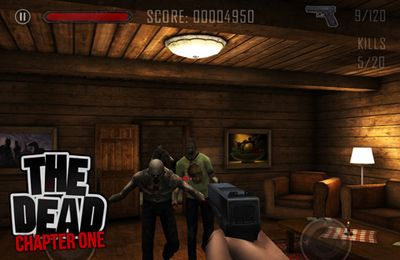 Descarga gratuita de THE DEAD: Chapter One para iPhone, iPad y iPod.