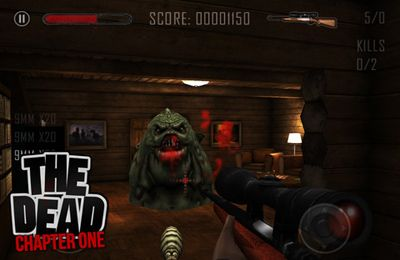 Screenshots do jogo THE DEAD: Chapter One para iPhone, iPad ou iPod.