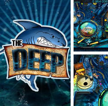 In addition to the game Atomic fusion: Particle collider for iPhone, iPad or iPod, you can also download The Deep Pinball for free.