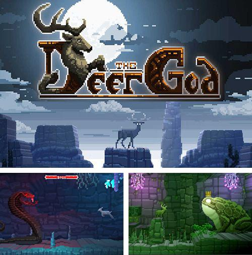 In addition to the game Executive for iPhone, iPad or iPod, you can also download The deer god for free.