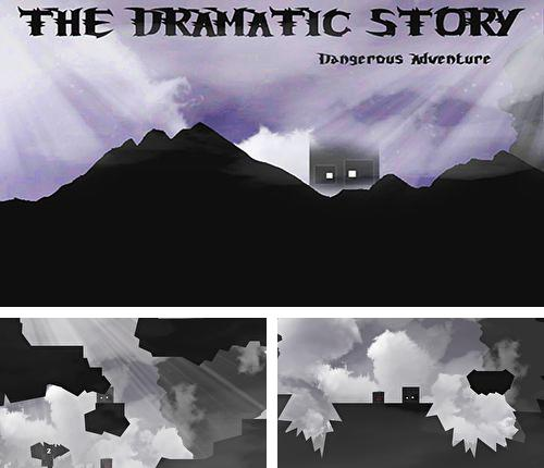In addition to the game Blood Ninja:Last Hero for iPhone, iPad or iPod, you can also download The dramatic story: Dangerous adventure for free.