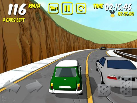 Скачать The drive: Devil's run на iPhone бесплатно