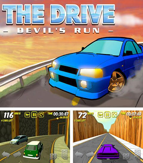 In addition to the game Asphalt: Overdrive for iPhone, iPad or iPod, you can also download The drive: Devil's run for free.