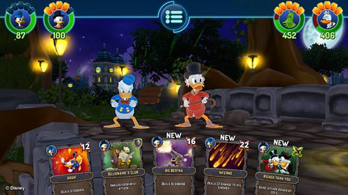 Download The duckforce rises iPhone free game.