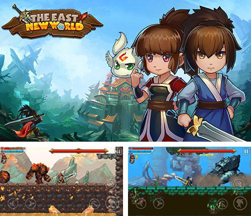 In addition to the game Tactical heroes for iPhone, iPad or iPod, you can also download The East: New world for free.