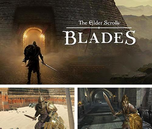 Download The elder scrolls: Blades iPhone free game.