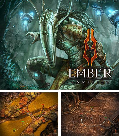 In addition to the game Infinite west for iPhone, iPad or iPod, you can also download The ember conflict for free.