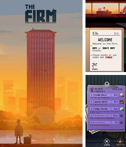 In addition to the game Missile Monkey for iPhone, iPad or iPod, you can also download The firm for free.