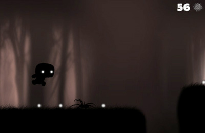 Screenshots vom Spiel The Forest of Fear für iPhone, iPad oder iPod.