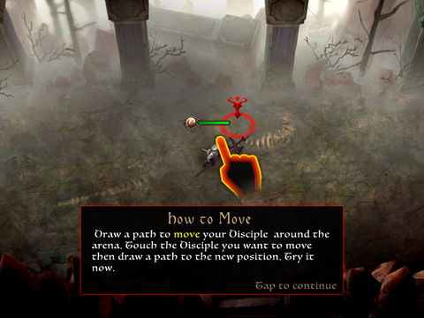 Download The Gate iPhone free game.