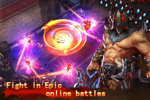Download The Gods 3 iPhone free game.