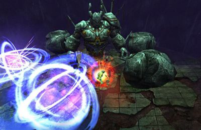 Descarga gratuita de The Gods: Rebellion para iPhone, iPad y iPod.