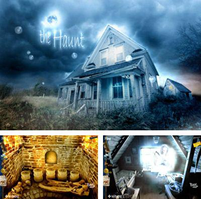 In addition to the game Executive for iPhone, iPad or iPod, you can also download The Haunt for free.