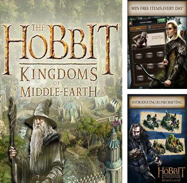 除了 iPhone、iPad 或 iPod 游戏,您还可以免费下载The Hobbit: Kingdoms of Middle-earth, 霍比特人:中土王者。