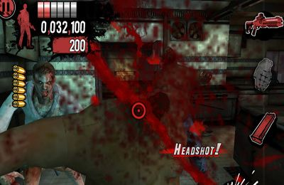 Descarga gratuita de The House of the Dead: Overkill para iPhone, iPad y iPod.