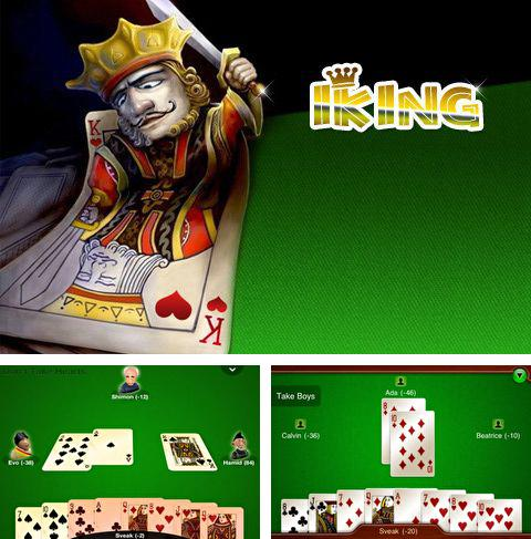Download The iKing iPhone free game.