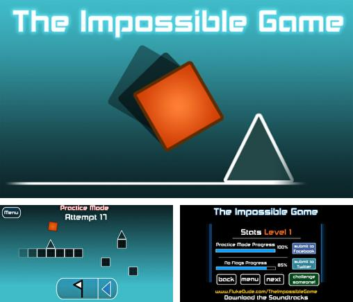 In addition to the game Pure Fun Soccer for iPhone, iPad or iPod, you can also download The impossible game for free.