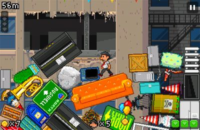 Kostenloser Download von The Incident für iPhone, iPad und iPod.