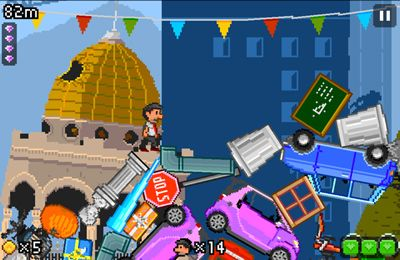 Screenshots vom Spiel The Incident für iPhone, iPad oder iPod.