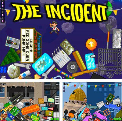 In addition to the game Futurama: Game of drones for iPhone, iPad or iPod, you can also download The Incident for free.