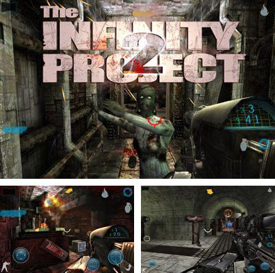 In addition to the game Doodle vs Brute: World Domination for iPhone, iPad or iPod, you can also download The Infinity Project 2 for free.
