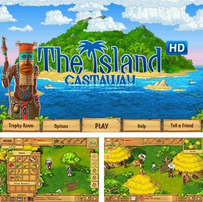 In addition to the game Laura Jones and the Gates of Good and Evil for iPhone, iPad or iPod, you can also download The Island: Castaway for free.