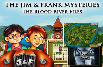 The Jim and Frank Mysteries