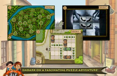 Download The Jim and Frank Mysteries iPhone free game.