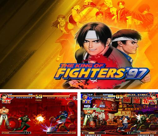 Alem do jogo Carregue as Zumbis para iPhone, iPad ou iPod, voce tambem pode baixar O Rei de Lutadores 97, The King of Fighters 97 gratuitamente.