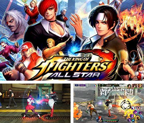 En plus du jeu Orbia  pour iPhone, iPad ou iPod, vous pouvez aussi télécharger gratuitement Roi des combattants: Toutes les stars, The king of fighters: Allstar.