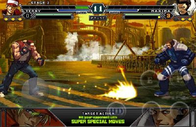 下载免费 iPhone、iPad 和 iPod 版The King of Fighters-i。