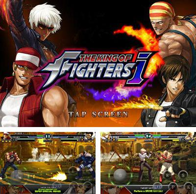 除了 iPhone、iPad 或 iPod 游戏,您还可以免费下载The King of Fighters-i, 拳皇。