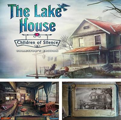 Alem do jogo Greve Contrário para iPhone, iPad ou iPod, voce tambem pode baixar A Casa do Lago: Filhos do Silêncio - HD Aventura com objetos ocultos, The Lake House: Children of Silence HD - A Hidden Object Adventure gratuitamente.
